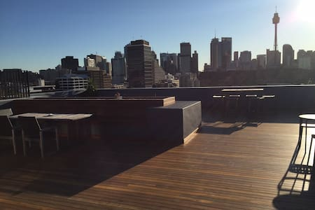 Modern Apartment with City Views - Potts Point - Apartment