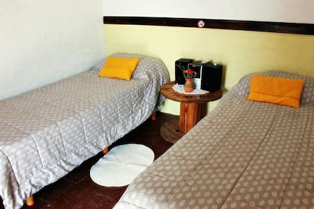 SOL DEL ACONCAGUA doble room - Bed & Breakfast