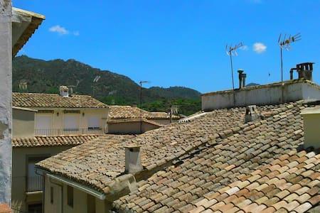 Ático con vistas sierra Espadan - Algimia de Almonacid