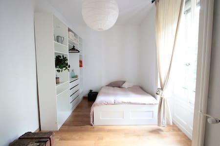 Nice room in Plainpalais - Wohnung