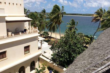 Faraha House, Shela Beach, Lamu - Shela - 公寓