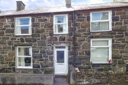 Snowdonia Cottage Llanberis - Casa