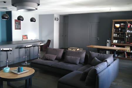 Appartement style loft - Carvin - Apartemen