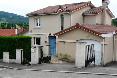 Euro 2016 4km stade geoffroy Guichard - Saint-Jean-Bonnefonds - Casa