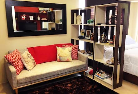 Comfy Fully Furnished Studio 4 Rent - Wohnung