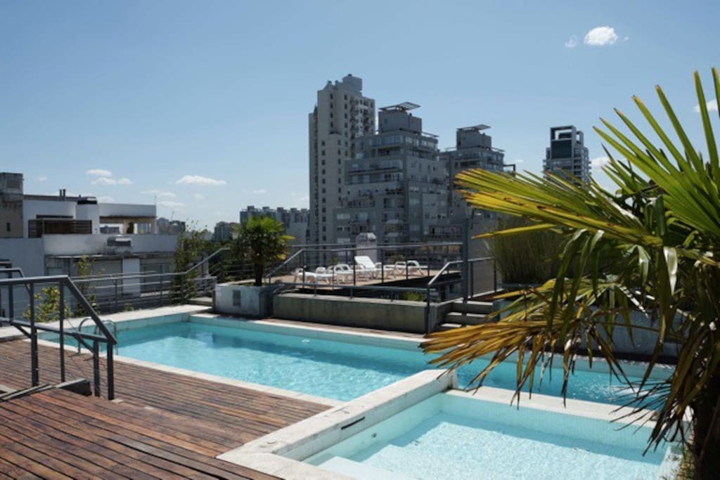 Loft in Palermo Hollywood.Pool 841