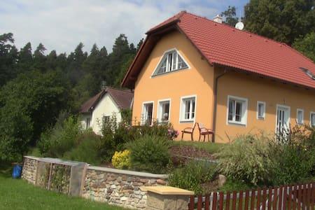 Nature in the Český Krumlov - Casa