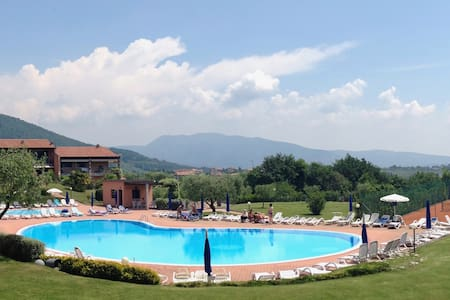 Garda lake & mountain resort - Costermano - Apartemen
