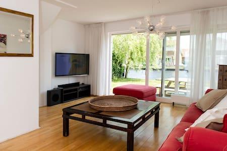 Vink Water View apartment Vinkeveen - Vinkeveen