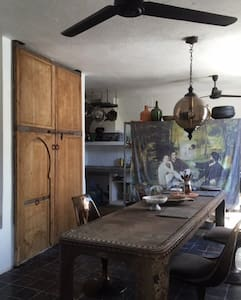 Artist Pied et terre, Costa Careyes - Dom