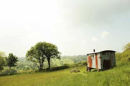 Gwdy Hw. Step back in time in our shepherds huts - Other