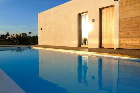 Brand new bungalow in Lajares - Casa