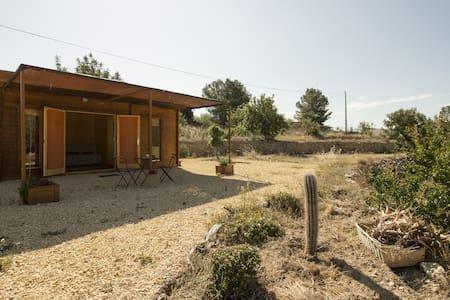 Itxasmendi B&B, una cabaña en la montaña - Finestrat - Casa de campo