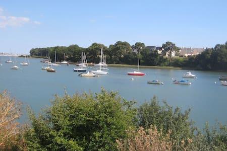 Appart entier 2 éme étage proche base nautique - Lorient - Diğer
