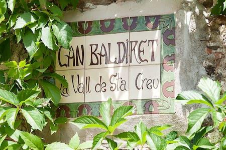 Histórica Casa Rural en Costa Brava Norte - Haus