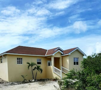 Enjoy a peaceful stay in Paradise - Blue Hills, Providenciales - Casa