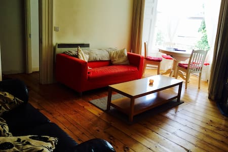 Quirky Cosy Flat Dunlaoghaire - Pis