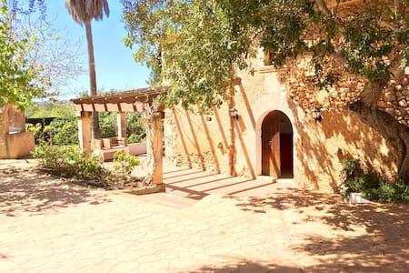 Finca rústica restaurada - S´Horta - Villa