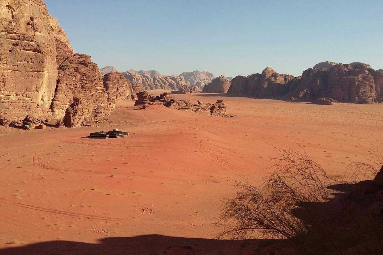 Bedouin Sunset Camp