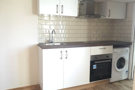 Nice studio flat in Camden town !(Flat D 3rd Floor - London - Apartment