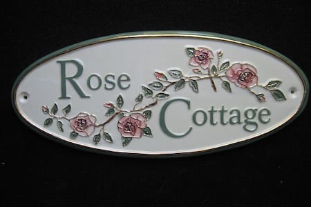 Rose Cottage - Rumah