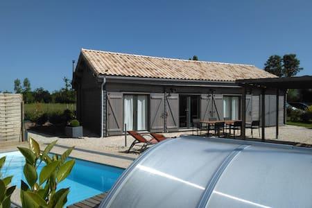 Chalet Citronnelle - Rumah