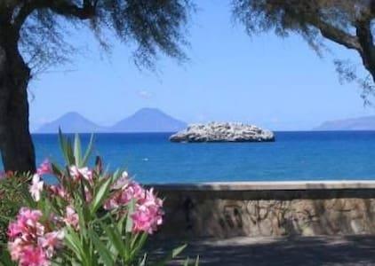 Attico Vista mare ed Isole Eolie - Wohnung