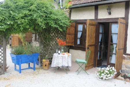 La Merie, near Mortain - Appartement