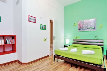 Lucky Domus rooms - Double - Rome - Inap sarapan