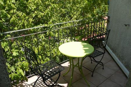Studio calme à proximité d'Aix en provence - Apartamento