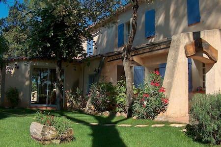 Propriété Les Plaines Du Lion - Brignoles - Villa