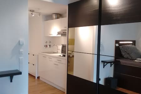 Modern High Class City Appartement - Francfort-sur-le-Main