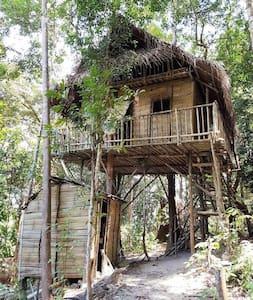 Rainforest Tree House - kulai - Baumhaus