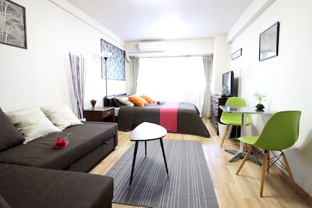 ORIENTAL BRIGHT SUITE/SHIBUYA 3MIN! - Apartment