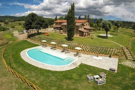 AGRITURISMO QUATA TUSCANY COUNTRY HOUSE - Villa