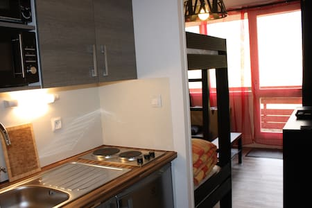 Location Piau Engaly: Le Studio Chinois - Aragnouet - Apartment