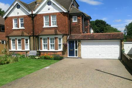 B&B lovely quiet Victorian House - Swanley - Bed & Breakfast