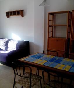 Atico Luminoso en Vera Pueblo - Vera - Apartment