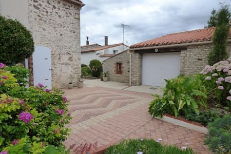 Maison en pierre entièrement rénovée Vendée - Chantonnay