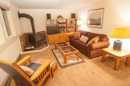 Gros Ventre  - 2BR Condo #B9 - Condominium