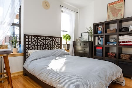 Sunny, Spacious BR in East Village!