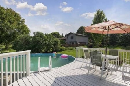 Great place in Lino Lakes - House