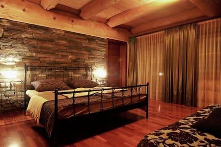 Wooden Paradise Chalet - Obertschern - Faház