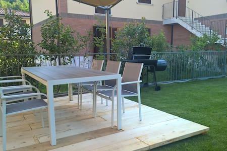 Promozione Trilocale giardino wi-fi Lago Garda - Apartment