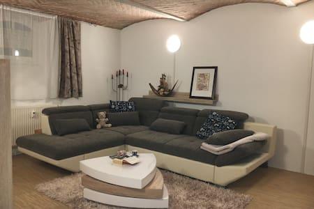 Elbauen-Gewölbe FeWo - Apartament