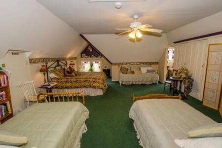 Schockelhorne Suite at Innisfree Bed & Breakfast - South Bend - Bed & Breakfast
