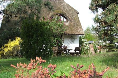 Ferienwohnung auf Gartengrundstück - Appartement