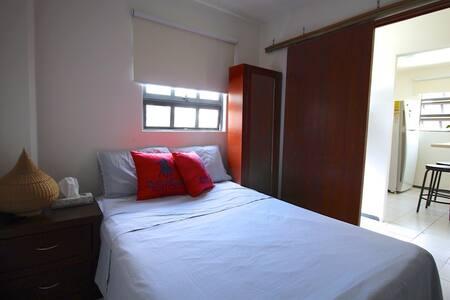 Estudio independiente en la mejor ubicación - Apartment