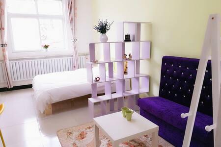 Quiet Comfortable Studio with Wifi & Bath - Beijing - Apartment