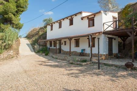 Te huur vakantie huis aan de Ebro - Cabane